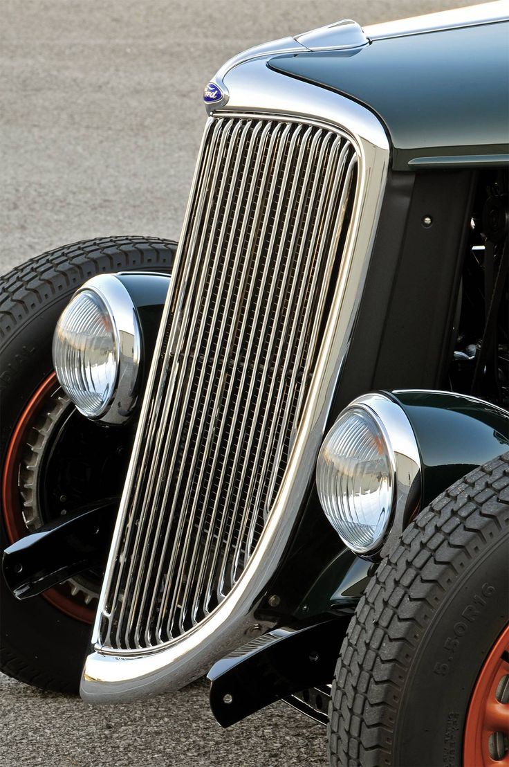 This 1934 Ford Coupe Was Built to be a Real Hot Rod - Hot Rod Network