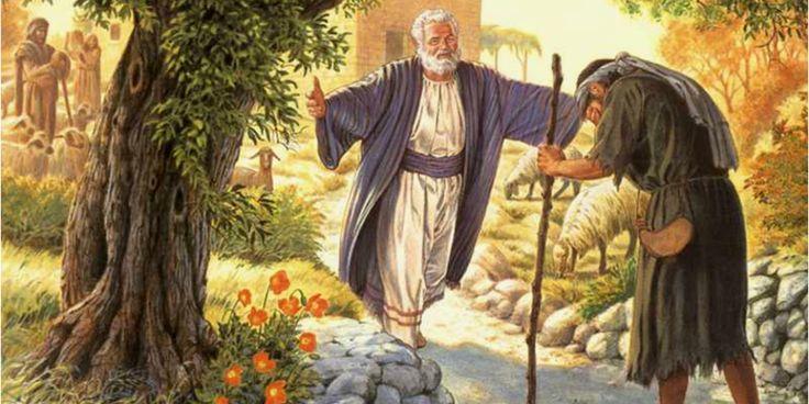 ORVALHO DO AMANHÃ: O filho pródigo (Lc 15.11-32) - Parábola