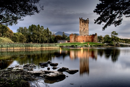 Ross Castle, Ireland: Ross Castles, Photos, Buckets Lists, Built In, National Parks, Destinations Ireland, Killarney National, Castles Ireland, Domingo Leiva