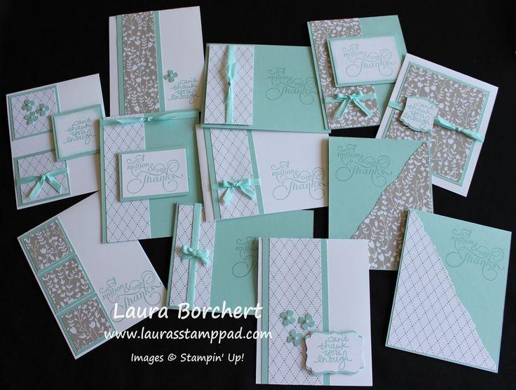 Something Borrowed Card Set, www.LaurasStampPad.com