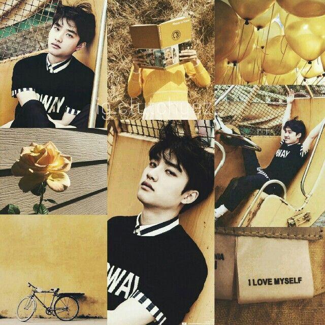 #yellow #park #play #kyungsoo #exo Fokkow ig @clutchyez_