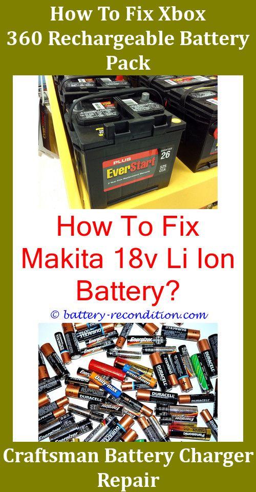 Batteryrecondition Restoring A Battery Battery Club Car Battery
