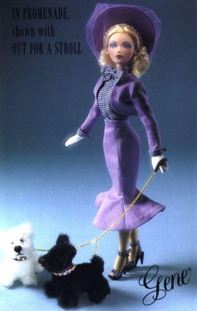Gene Promenade Outfit 1997 by Tim Kennedy Circa 1945 Original Price $29.95