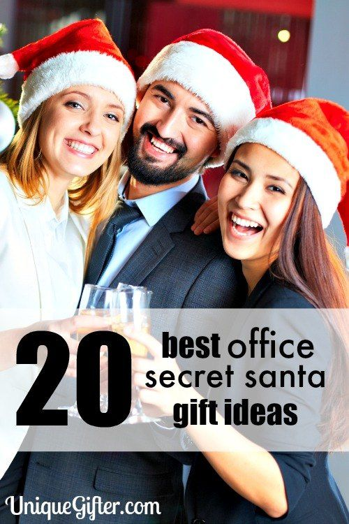 These ideas are PERFECT for my cubicle buddies, and thank goodness they are affordable too. 20 office secret santa ideas!