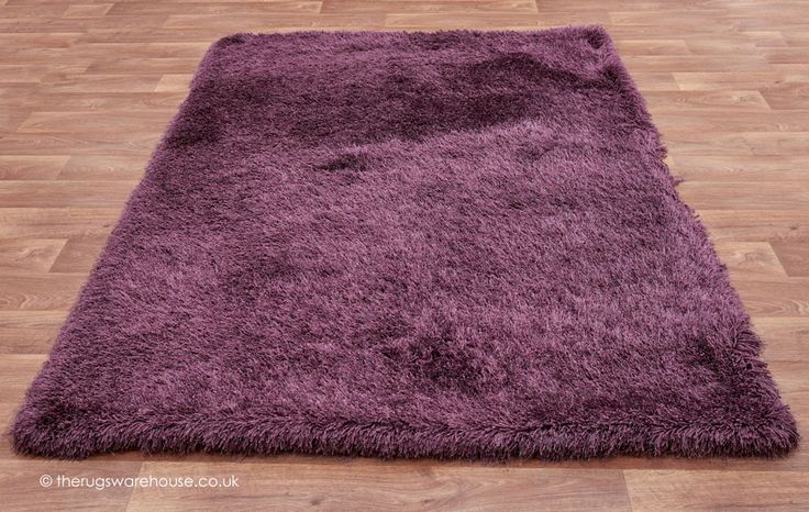 Cascade Violet Rug, a hand-woven shaggy rug characterized by a sumptuously soft & thick polyester pile http://www.therugswarehouse.co.uk/purple-rugs/cascade-violet-rug.html  #rugs #shaggyrugs #interiors