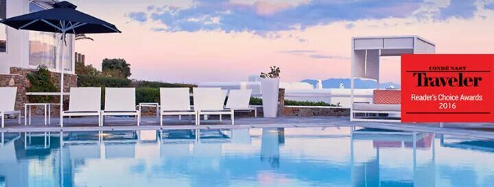 We are incredibly honored for being included in the TOP 20 Hotels in Greece & Turkey list of @cntraveler Readers' Choice Awards 2016!  A heartfelt thank you to all of you for voting us!  #ArchipelagosHotel #Archipelagosliving #TravelerRCA #Mykonos #SLH #awards #luxuryhotels