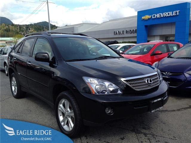 Used 2008 Lexus RX 400h Hybrid Auto w/ Leather for sale - Coquitlam - Eagle Ridge Chevrolet Buick GMC  http://eagleridgegm.com http://facebook.com/EagleRidgeGM http://twitter.com/eagleridgegm