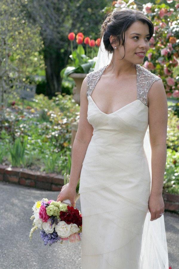 Love this dress!: Gardens Weddings, Beauty Dresses, Blouses Fabrics, Gorgeous Gowns, Weddings Dresss, The Dresses, Unique Dresses, Weddings Dresses, Saris Blouses