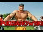 awesome The greatest strongman of all time Mariusz Pudzianowski doing what he does best. He took the world by storm with 5 world strongest man titles. His wins were legendary. Polish power.