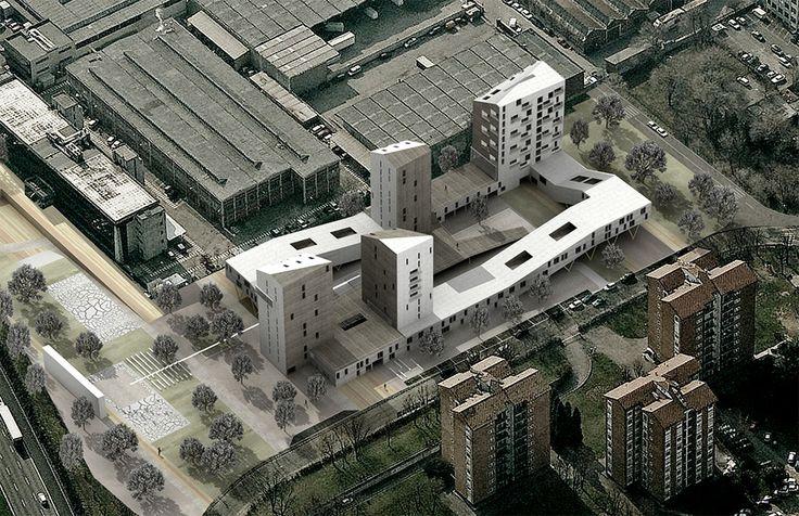 Progetto vincitore - AAA Architetti cercasi 2008