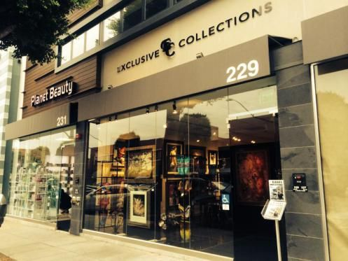 EC Gallery Beverly Hills! Our newest location at 229 South Beverly Drive, Beverly Hills, CA 90212. (310) 278-7117