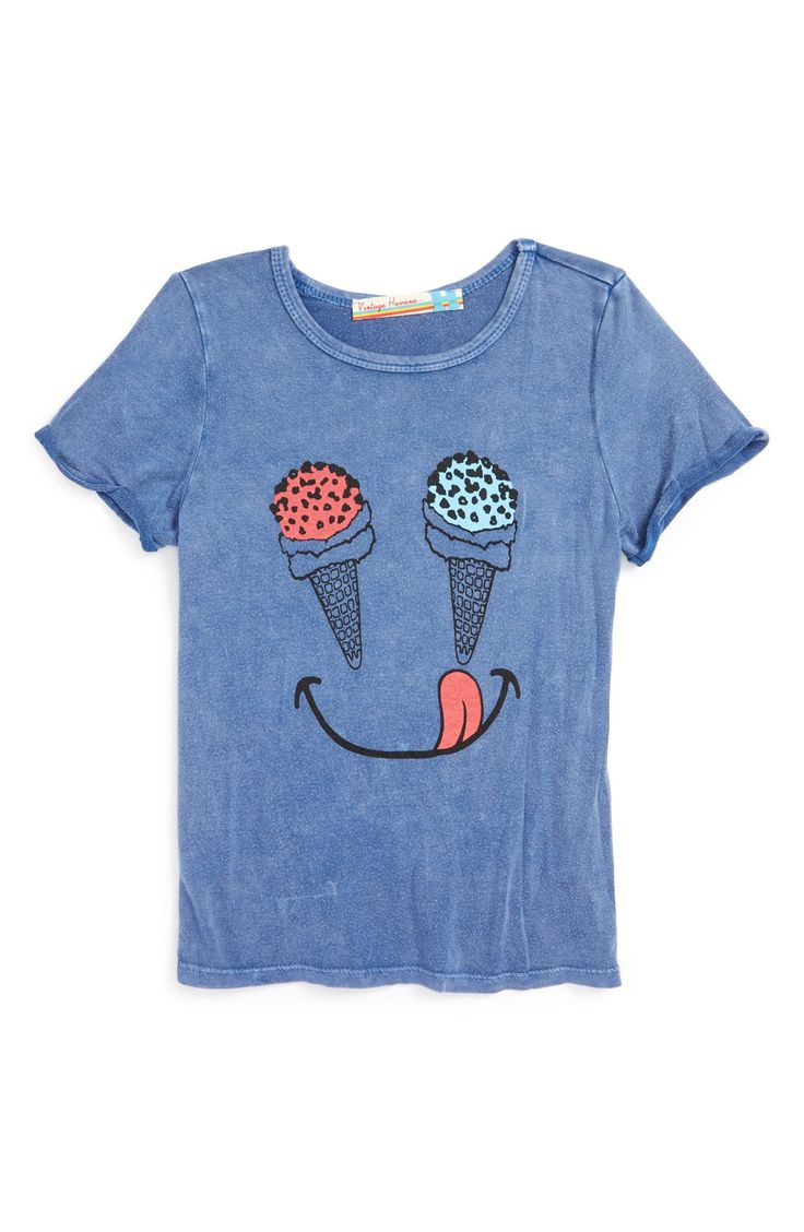 Vintage Havana Graphic Tee (Big Girls)