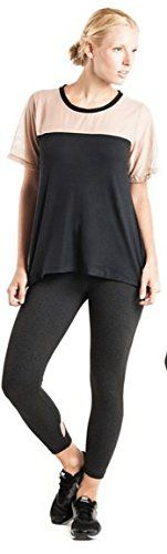 Black Legging with Nude Tulle Accent Workout Exercise Pan... https://smile.amazon.com/dp/B01F0GRMEU/ref=cm_sw_r_pi_dp_x_puq7xbP2T4DXY