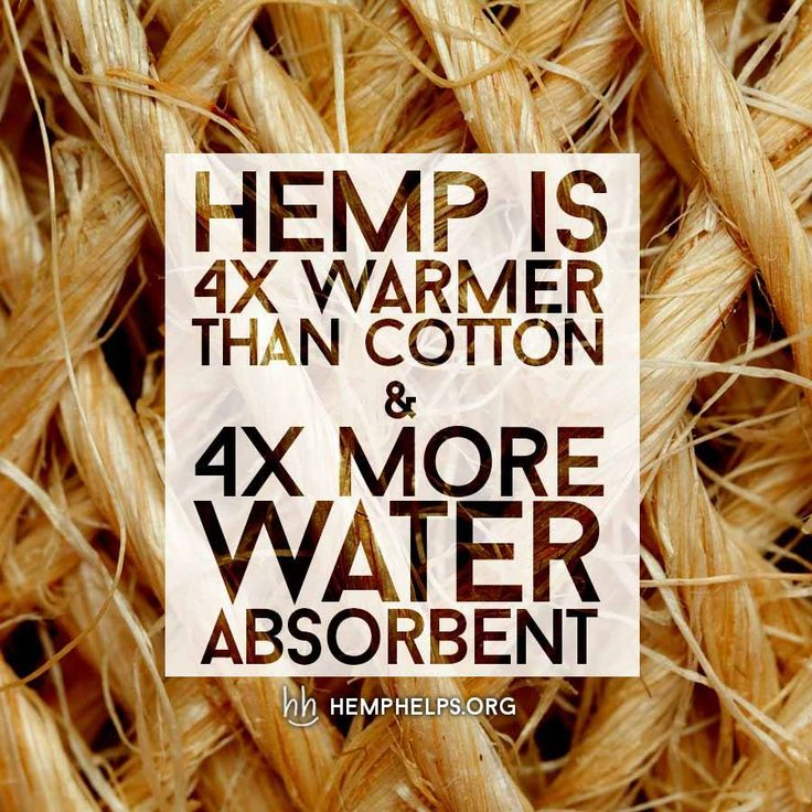 Hemp can change many industries for the better. Like the fuel, paper, plastic, & textile industries. These products are more sustainable & durable.