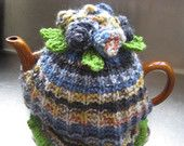 Roses tea cosy with coaster