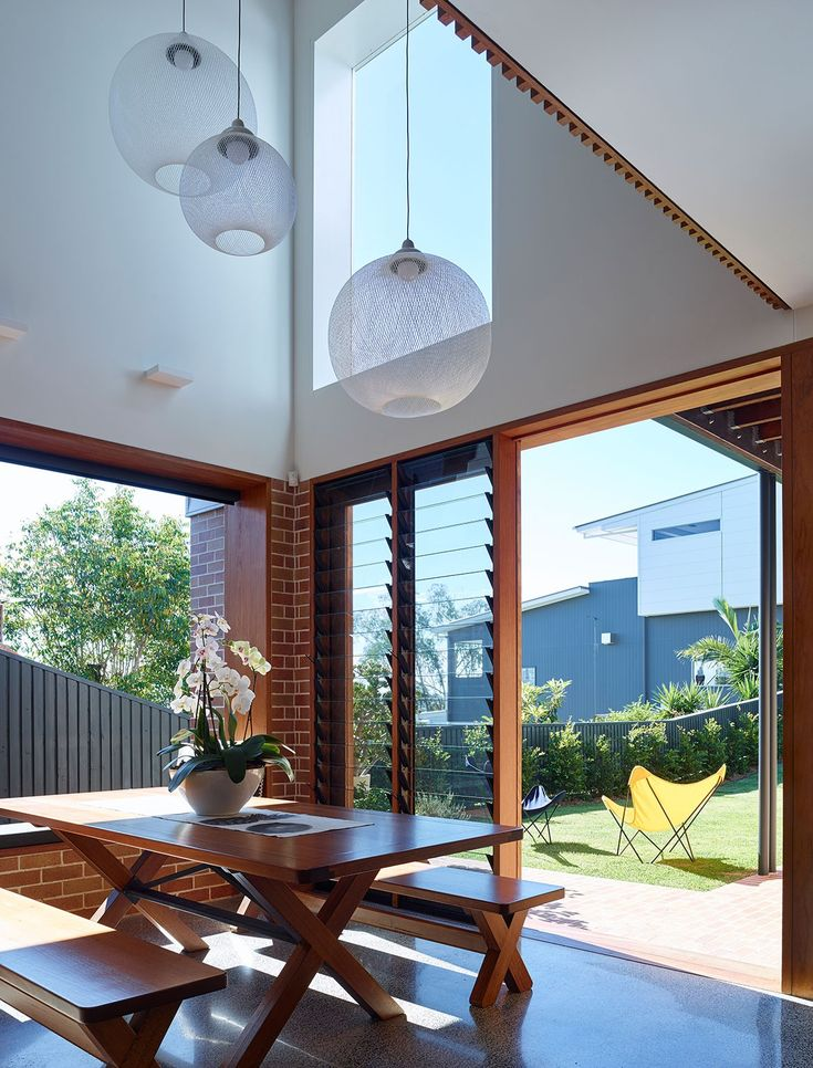 A Brisbane Extension By Shaun Lockyer Architects | Habitus Living