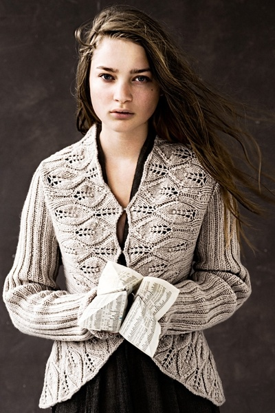 Love this cardigan! #knit