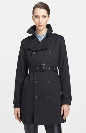 Saint Laurent Trench Coat available at #Nordstrom