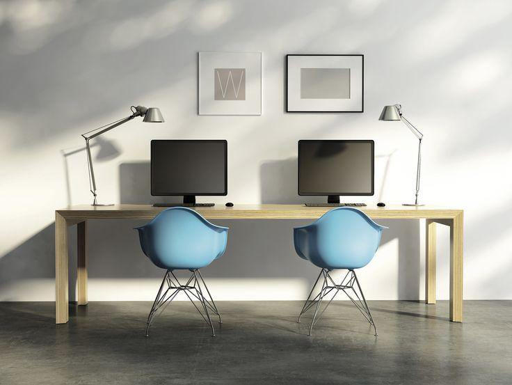 35 besten Arbeitszimmer und Home Office Bilder auf Pinterest - burostuhl design arbeitsplatz nach geschmack gestalten