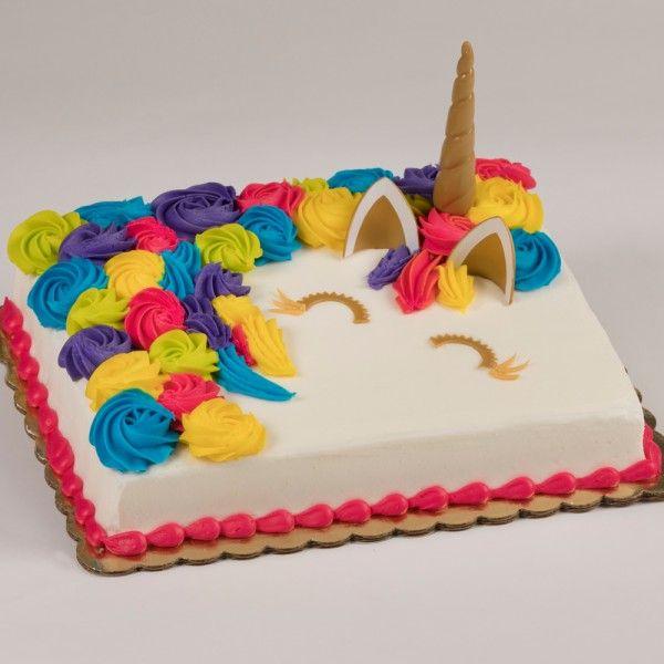 Unicorn Martin S Specialty Store Order Online Online Unicorn Birthday Cake Cake Simple Birthday Cake