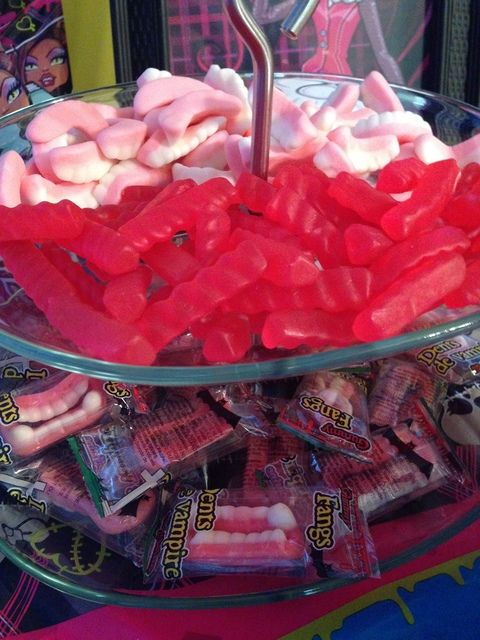 Monster High Birthday Party Ideas | Photo 1 of 25 | Catch My Party
