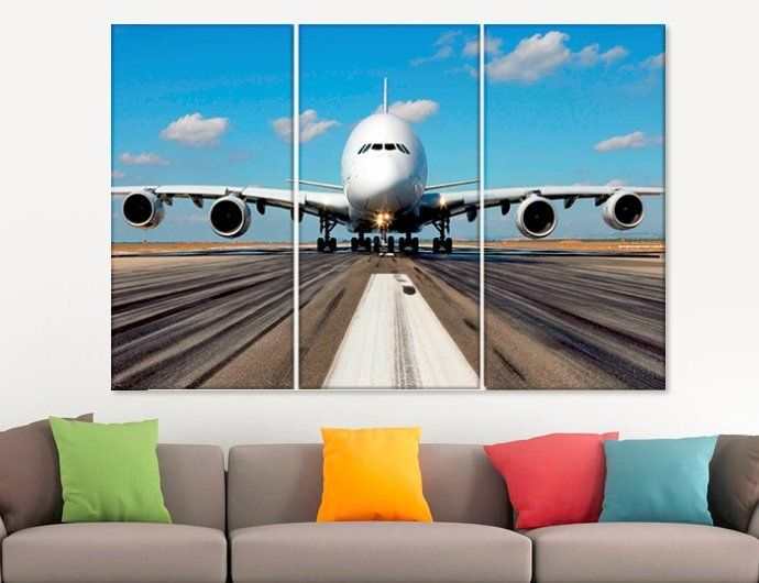 Pin On Aircrafts Ships Canvas