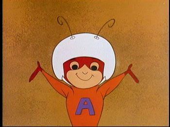 >i< Atom Ant - Saturday Morning Cartoons