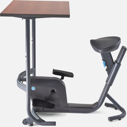 Stationary Bicycle Desk | Desk Bike Peddler