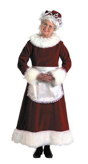 Mrs. Santa Claus Costume