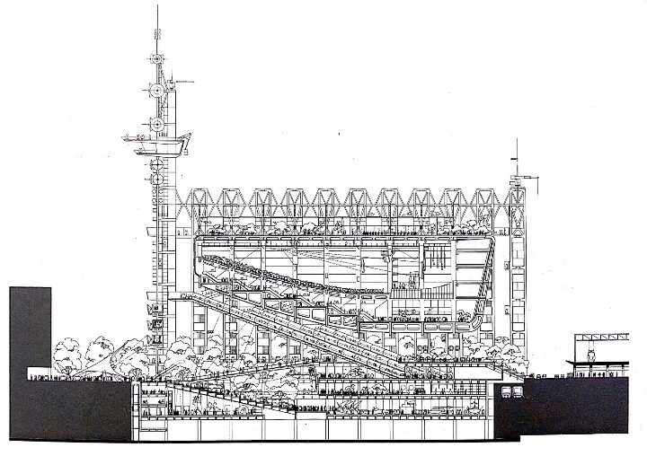 Richard Rogers - Tokyo Forum proposal | Architecture ...