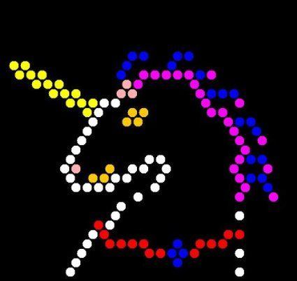 32 Best Lite Brite Printables Images On Pinterest Lite