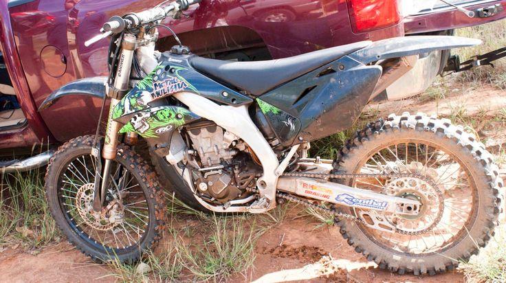 Kawasaki 250cc 2 stroke