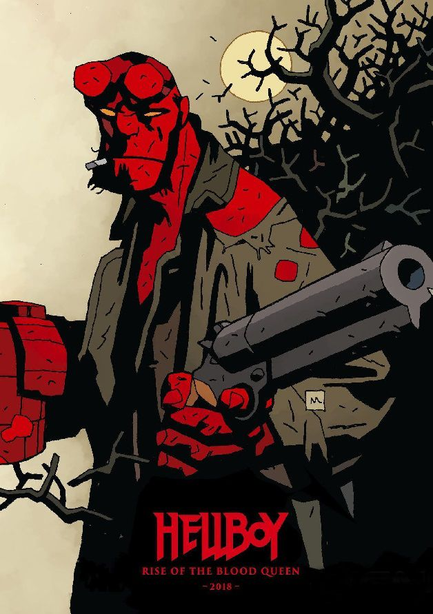 David Harbour Talks Hellboy; Film to Begin Shooting in September - Dread Central