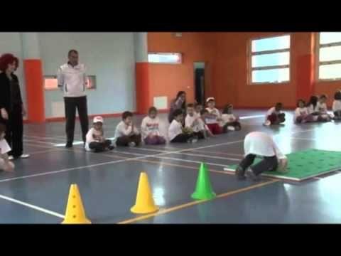 L'educazione Fisica nella scuola Primaria pt.1 - YouTube