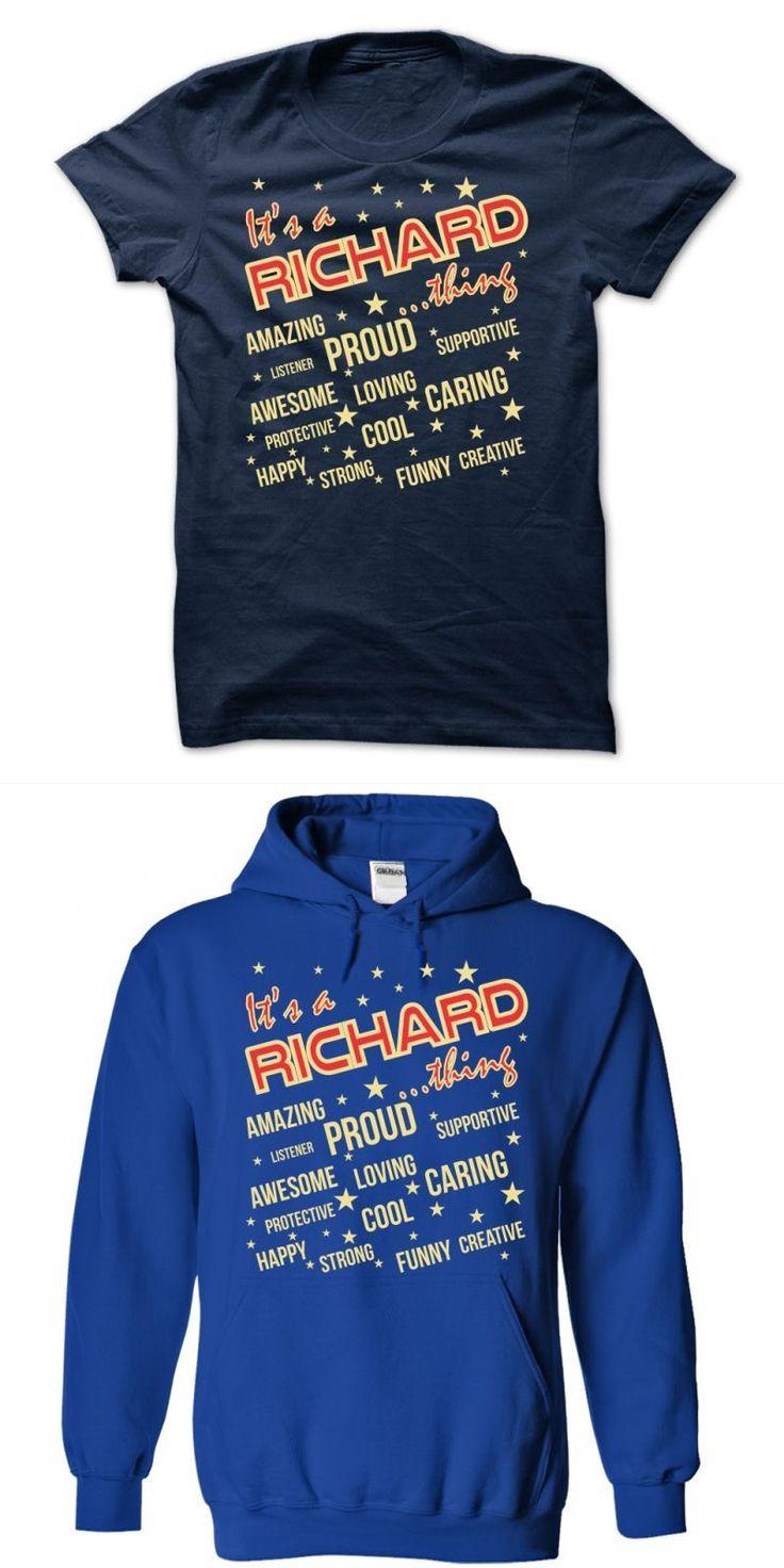 It Is A Richard Thing #8211; Limited Edition T Shirt Pierre Richard Gere #martin #richard #foundation #t #shirt #richard #corben #t #shirt #richard #sherman #nike #t #shirt #t-shirt #maurice #richard
