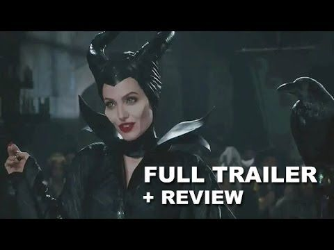 Maleficent 2014 Official Trailer 2 + Trailer Review : Angelina Jolie - H...