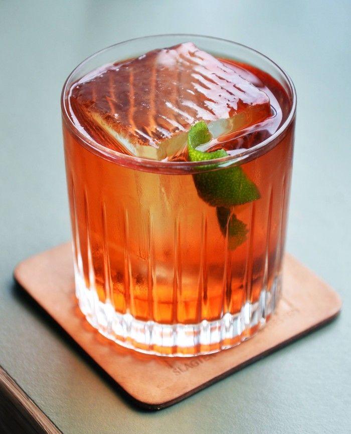 Cocktails of Copenhagen: The Bennet from Fleisch