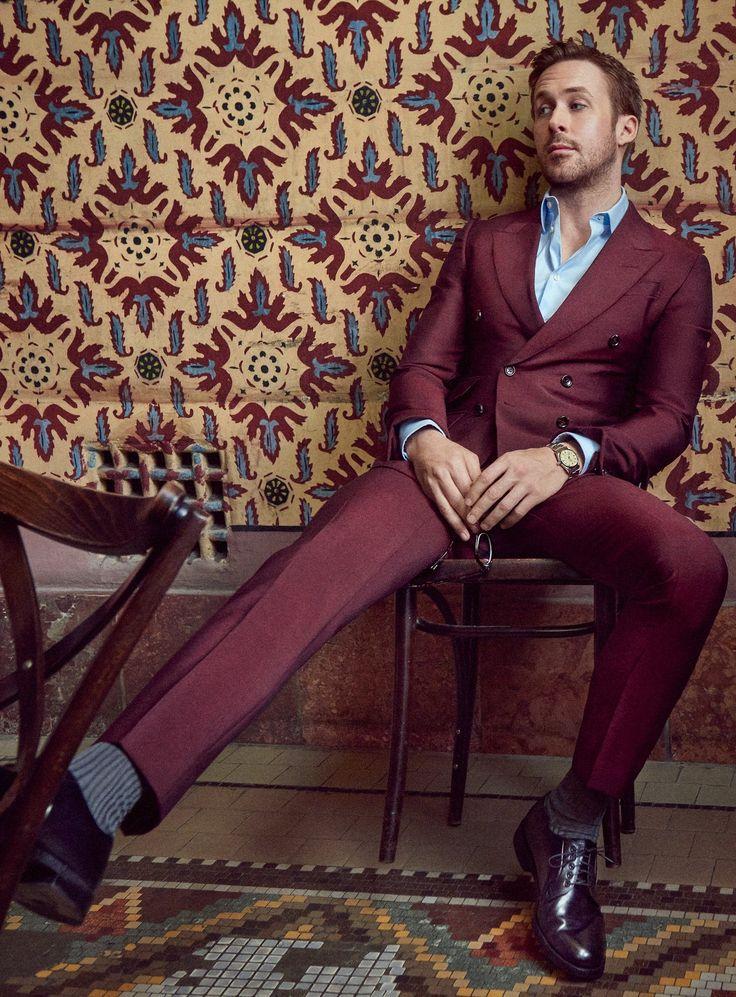 Ryan Gosling Wears This Spring's New Leading Man Menswear Photos | GQ