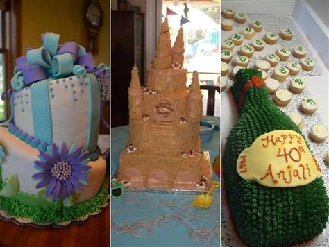 Image: Birthday cakes made by TODAY viewers