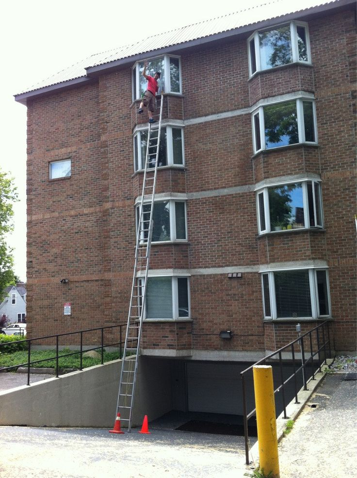40 Foot Aluminum Ladder : Images about extension ladders on pinterest epic