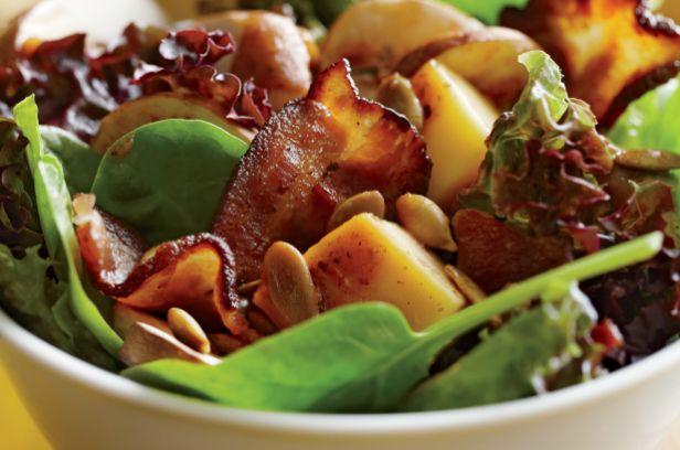 Deux salades fraîches pour temps chaud | Métro
