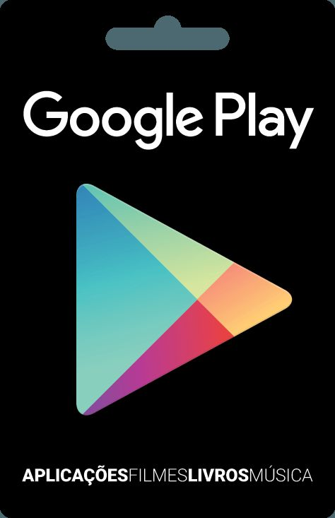 Vales-presente do Google Play