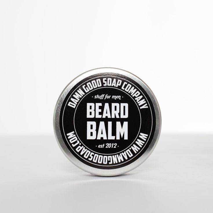 Baardbalsem - Damn Good Soap Company