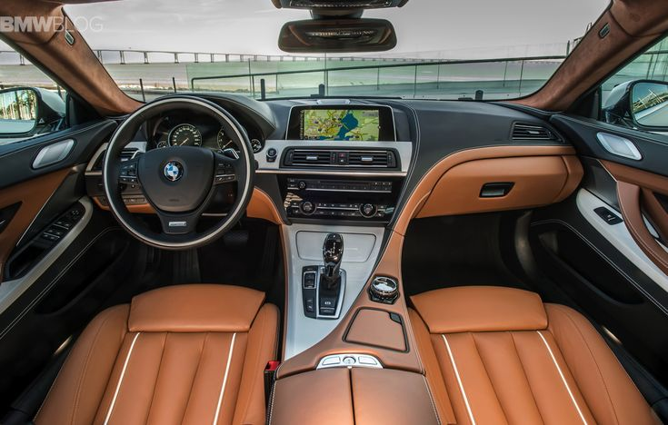 2015 BMW 6 Series Coupe, Convertible and Gran Coupe - Photos