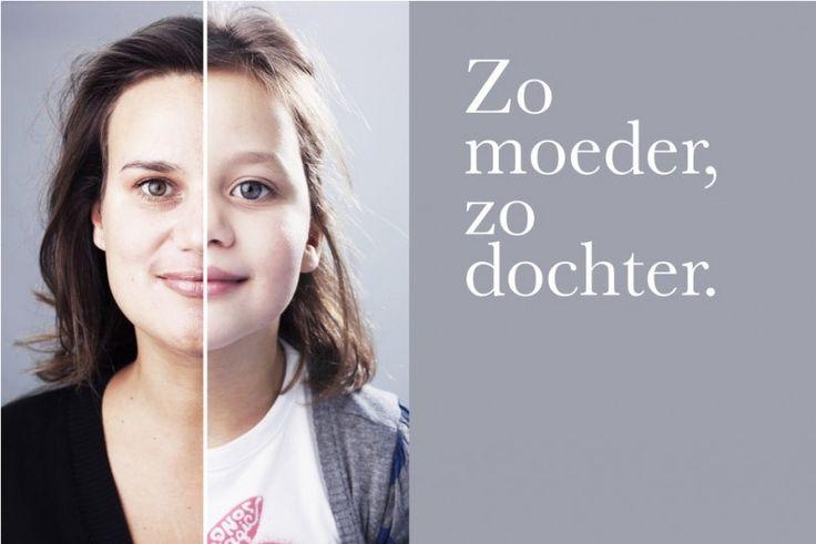 Hoeveel lijkt jouw dochter op jou? En jij op je dochter? Alies in Wonderland organiseert een moeder&dochter fotoshoot waar moeders en dochters zich professioneel op de foto kunnen laten zetten. Deze portretten worden op een later tijdstip bewerkt en aan elkaar gekoppeld tot een nieuw portret. Gevonden op: http://www.zook.nl/fotoshoot/zo-moeder-zo-dochter
