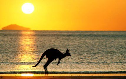 Australian Outback is on my bucket list.
