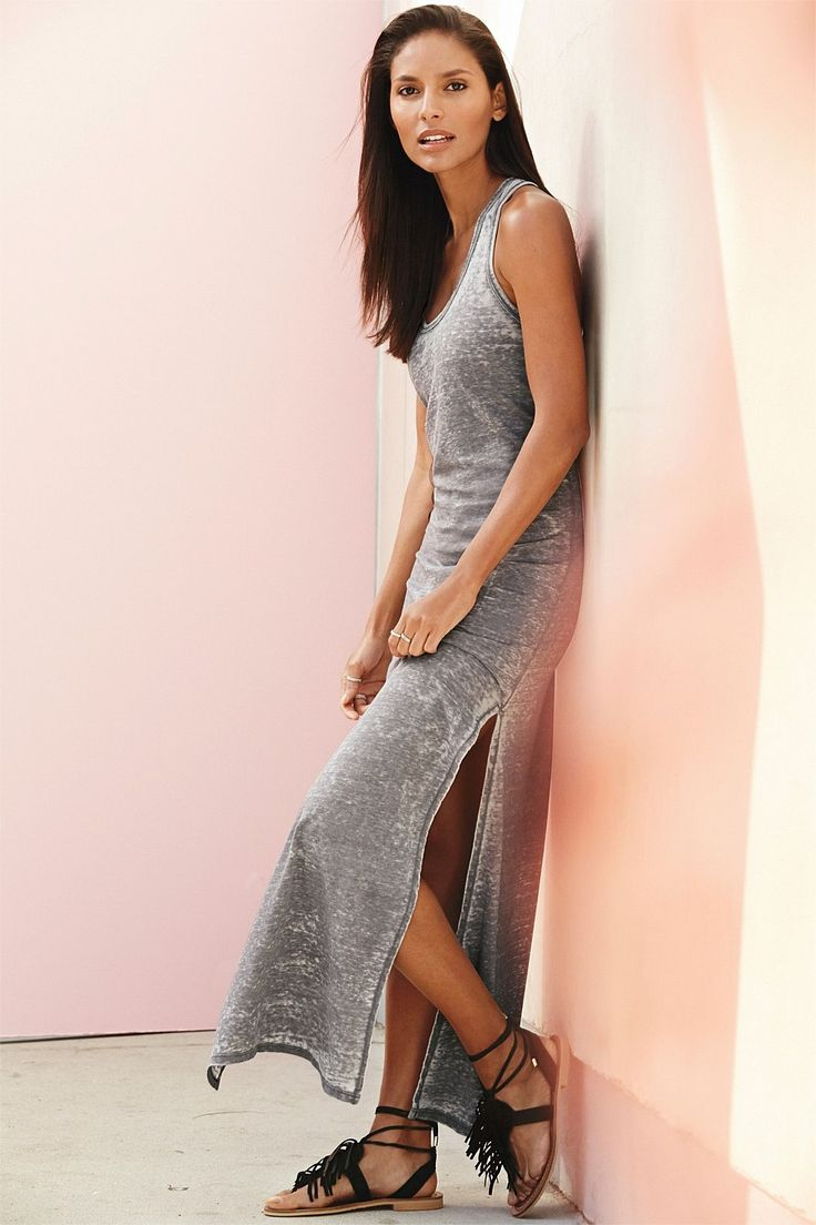 Next Burnout Maxi Dress - EziBuy Australia