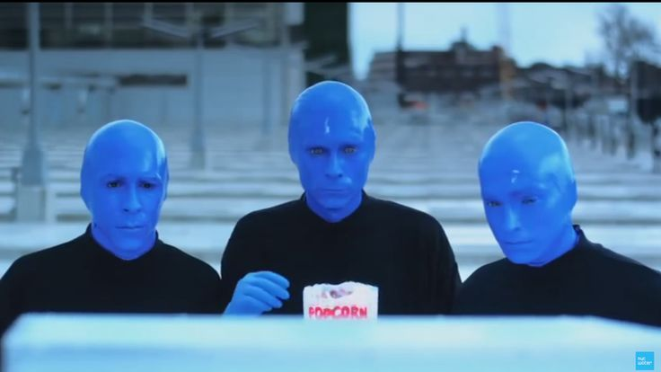 The Exit Interview: I Spent 12 Years in the Blue Man Group   Atlas Obscura
