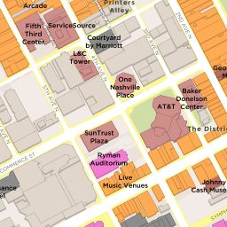 ParkIt Downtown Nashville :: Interactive Map