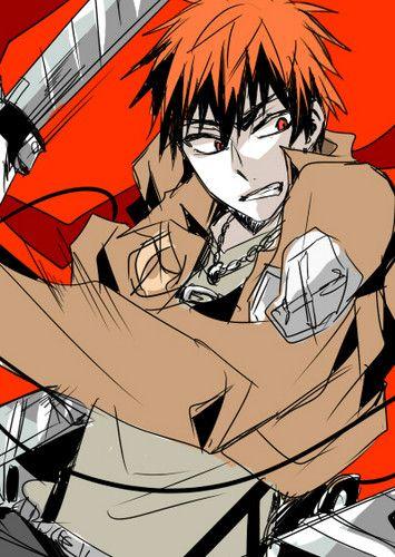 Attack on Titans - Crossover with Kuroko no Basket : Taiga Kagami